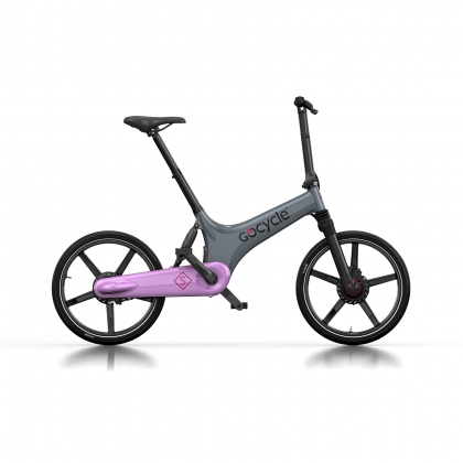 Gocycle GS (Grey Frame)