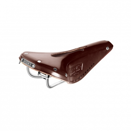 Седло  Brooks B17 Narrow Сarved