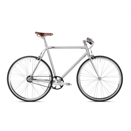 Mika Amaro Agravic Grey 8 speed Urban Bike