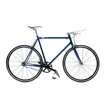 Mika Amaro Inky Blue Single Speed Bike