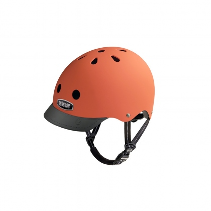 Шлем Nutcase Street Helmet Dutch Orange Matte