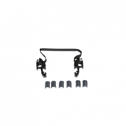 Крепление для сумок Ortlieb QL2.1 Mounting Hooks (16-mm) and handle